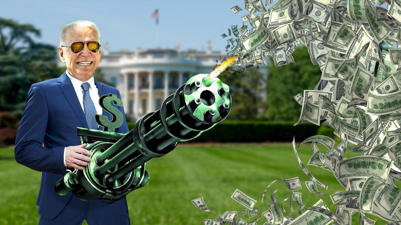 Why Biden Is GOING FOR BROKE