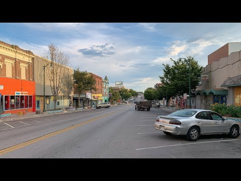 Omaha - Nebraska, USA 2019 UHD