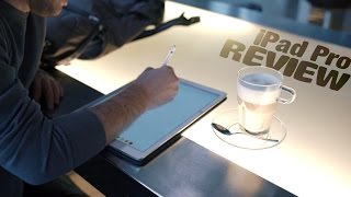 iPad Pro Review - To Europe and Back