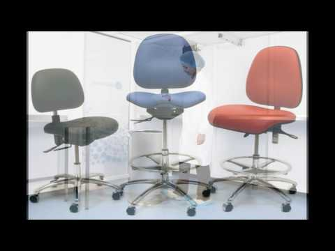 Cleanroom Chairs & Furnitures Manufacturer