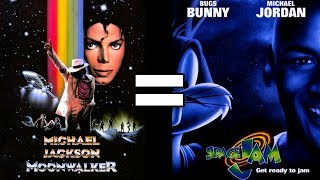 24 Reasons Moonwalker & Space Jam Are The Same Movie