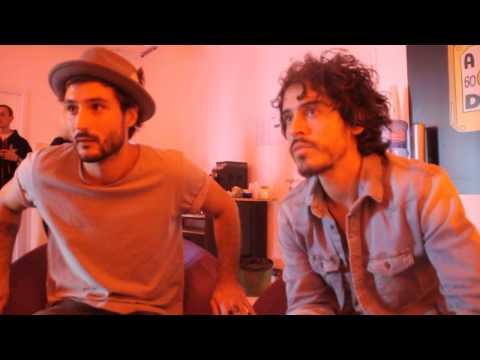 Fréro Delavega - Interview , Mercredi 8 Avril 2015 , Stéréolux/Nantes !