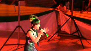 KDM IDOL QTR FINAL = JENNY GAISING