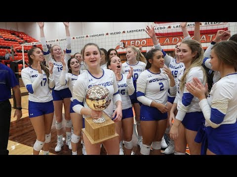 Boswell sweeps Granbury Region 1 5A Area volleyball