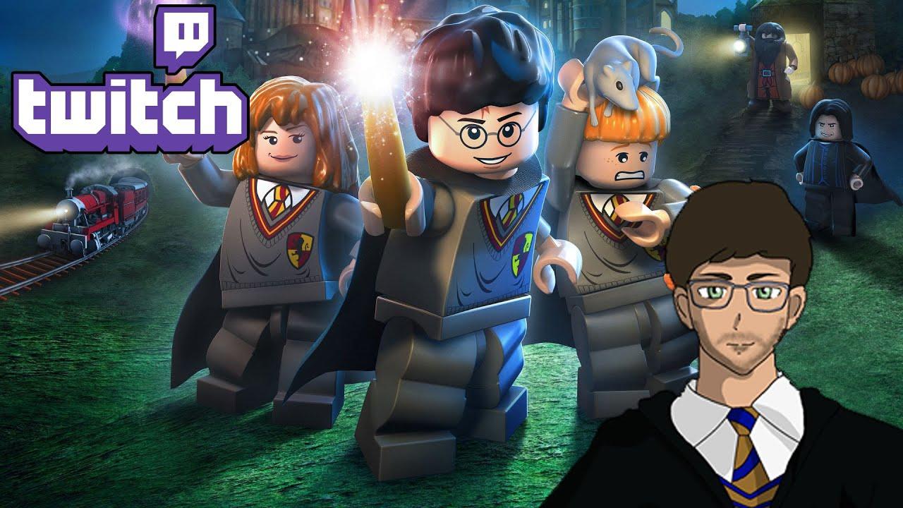 Harry Potter Und Der Stein Der Weisen 001 Pc Deutsch German Fullhd 60fps Youtube