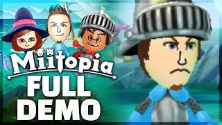 Miitopia - FULL DEMO PLAYTHROUGH - Part 2! [New Nintendo 3DS Gameplay] thumbnail