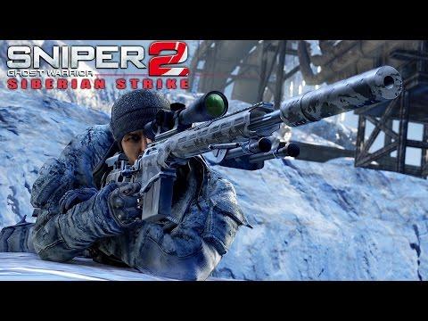 Sniper Ghost Warrior 2 best of Siberian Strike DLC |