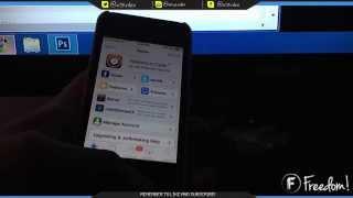 iOS 7.1.2 Tweak Auxo 2 Video