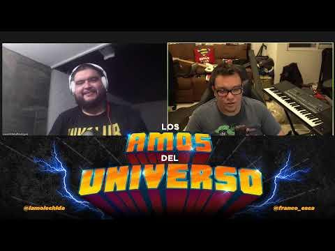 Los Amos del universo ONLINE .- Series que nos maman