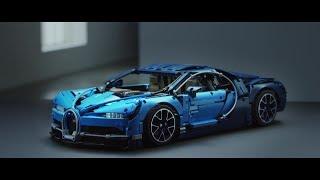 Lepin 20086 Bugatti Chiron ( Lego 42083 ) - 3mins Speed build