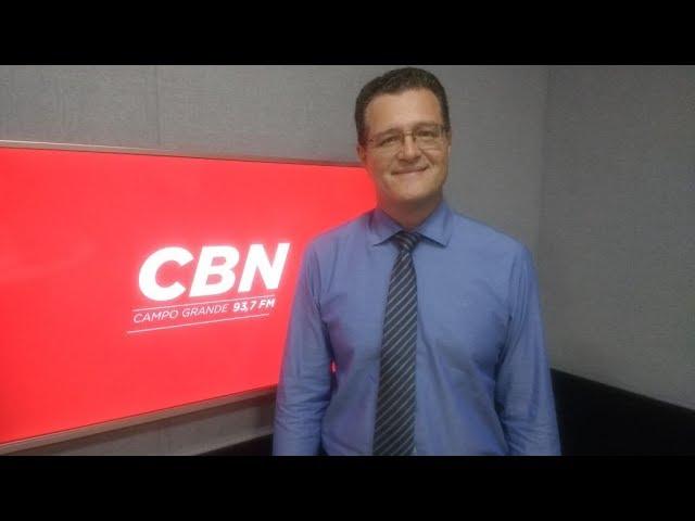 Entrevista CBN Campo Grande: Jesner Escandolheiro, diretor regional Senai-MS
