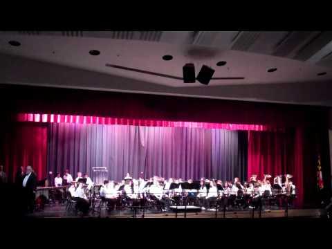 Burleigh Manor Middle School Spring Concert 2014