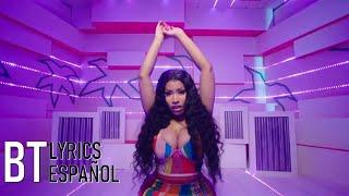 Nicki Minaj - MEGATRON (Lyrics + Español) Video Official