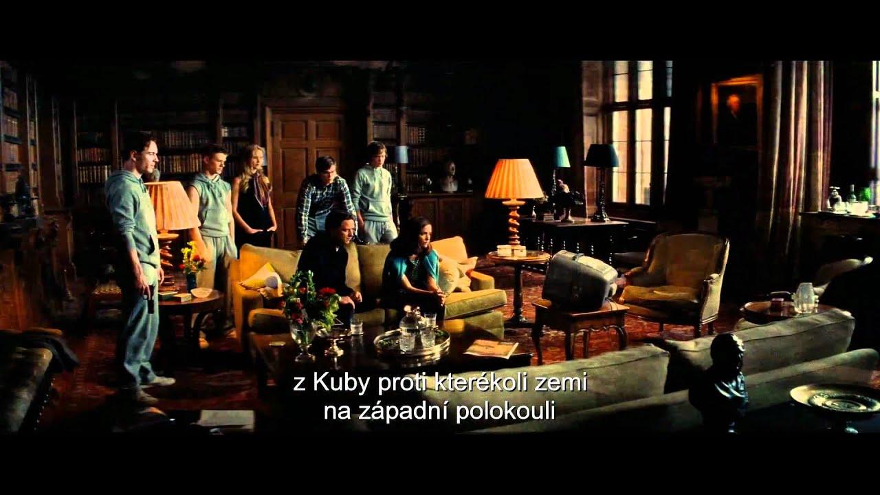 X-Men: První třída (X-Men: First Class) - český trailer 1