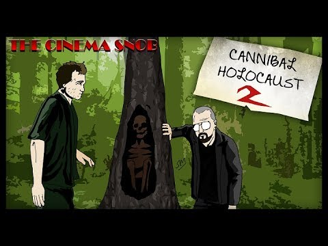 The Cinema Snob: CANNIBAL HOLOCAUST 2