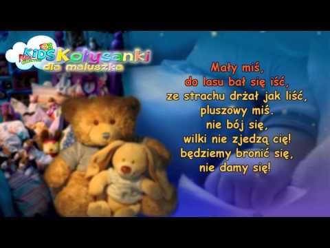 30 minut najpiękniejszych polskich kołysanek dla dzieci przytulanki utulanki