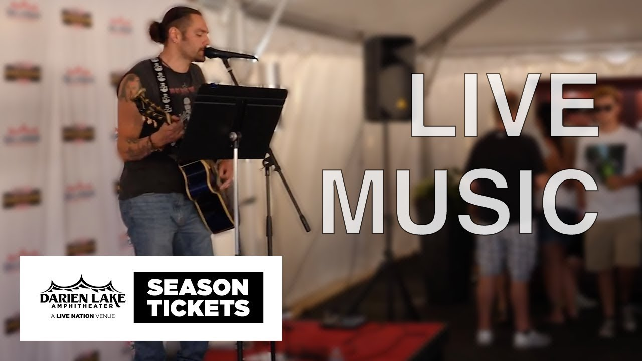 Live Nation Darien Lake VIP Experience - Live Music