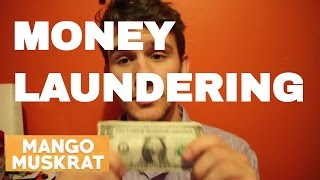 I COMMIT A CRIME?? | Money Laundering