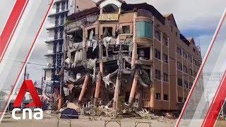 Philippine island of Mindanao hit by 6.5-magnitude earthquake