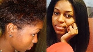 How to grow long relaxed hair. Hair Wash day. Click below to see more new hair videos  hair Products