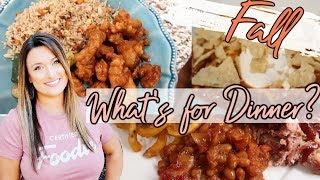 WHAT'S FOR DINNER | EASY CROCKPOT RECIPES, SIDE DISHES, & MORE! | Cook Clean And Repeat