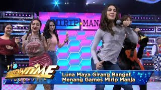 Download Video Luna Maya Girang Banget Menang Games Mirip Manja - It's Show Time Eps 10 MP3 3GP MP4