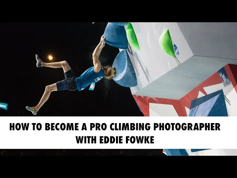 In Isolation - Ep. 5: How to Become a Pro Climbing Photographer, with Eddie Fowke