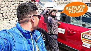 XUV 300 Service | Leh Ladahk | VBO Life | 2019