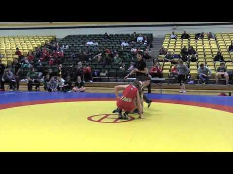 2016 Golden Bear Open 82 kg Final Holly Ellsworth-Clark vs. Kiera Prior