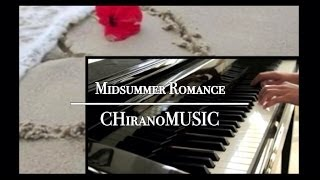 Love Piano Instrumental | Midsummer Romance