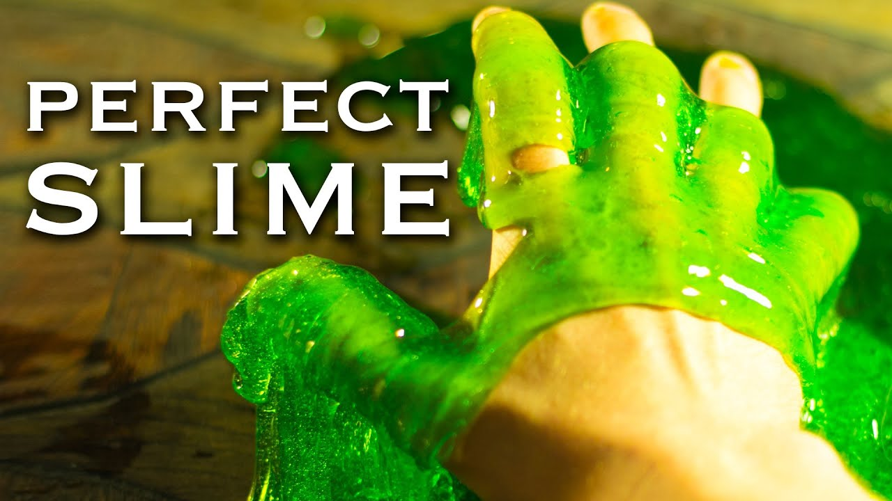 Make the Perfect Slime - YouTube