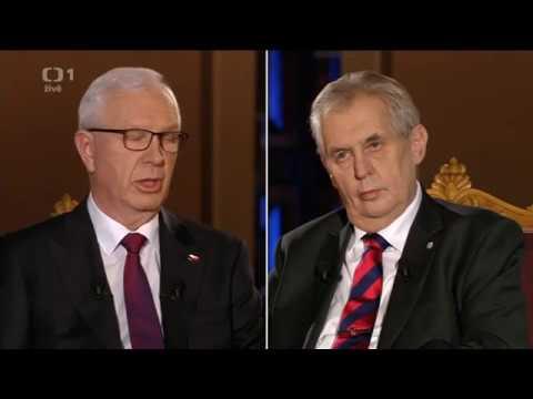 Prezidentský duel – finále 25.1.2018