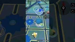 Рабочий joystik for Pokémon Go! Играю с джойстиком и рассказываю про квесты