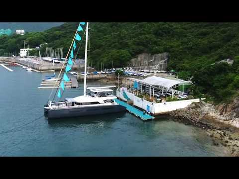 Lagoon Seventy 7 Asia Premiere 2017 - Hong Kong yachting event