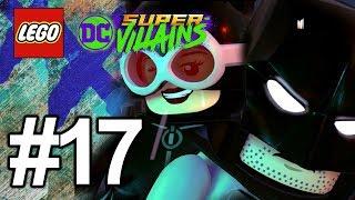 LEGO DC Super Villains - Gameplay Walkthrough Part #17 - Cat Woman & Batman