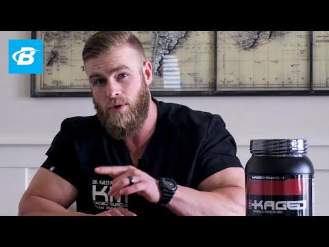 The Science Behind Re-Kaged Post-Workout Protein   Doc Thor, Dr. Kaleb Redden