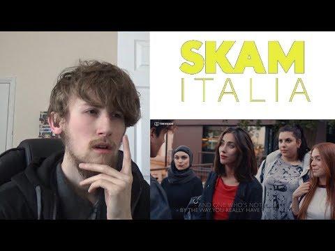 Skam Italia Trailer Reaction
