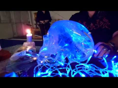 Th Ancient Crystal Skull Compassion