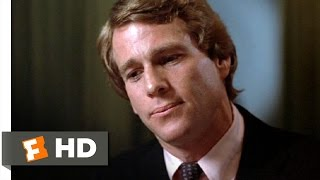Oliver's Story (4/8) Movie CLIP - Hardly a Hot Topic (1978) HD