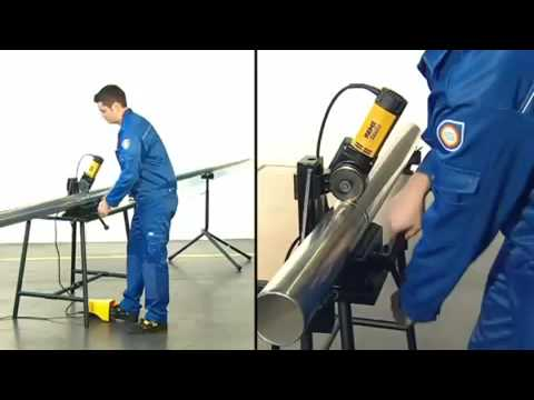 sc 1 st  YouTube & REMS Cento Pipe Cutting Machine - YouTube