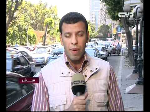 Live on the legal debate in Egypt