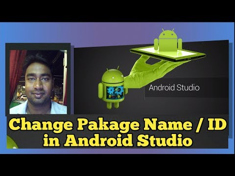Why & How to Change Android project Package Name / id Before Uploading to Play Store