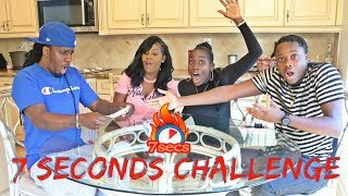 7 seconds challenge with beam squad