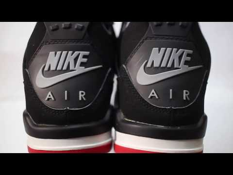 BEST SNEAKER REVIEW: 1999 Bred IV