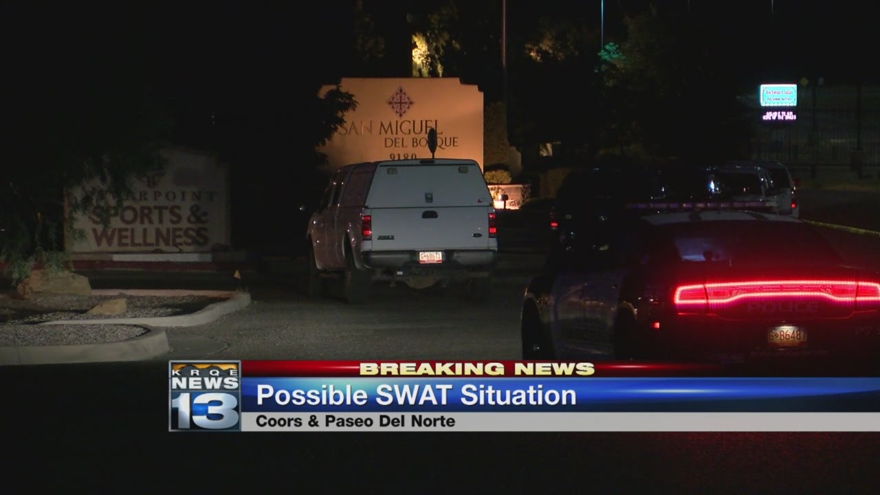 Residents return to northwest Albuquerque apartment complex after heavy police activity