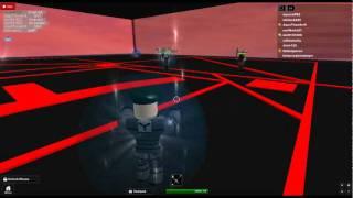 ROBLOX VAC training-Matt abuses his power.