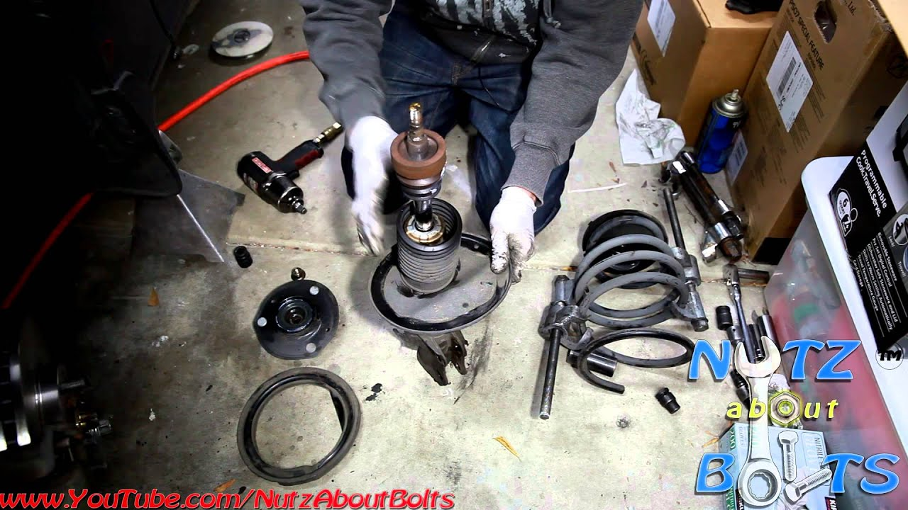 1996 toyota camry strut replacement
