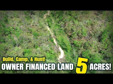 Owner Financed 5 Acres Land For Sale! - $500 Down - Build, Camp, Hunt! - InstantAcres.com ID#BH32