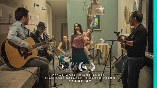 Canela - Cesar Mora ft. Diana Ángel, Juan José Salazar y Ricardo Prado. Duck Sessions Live