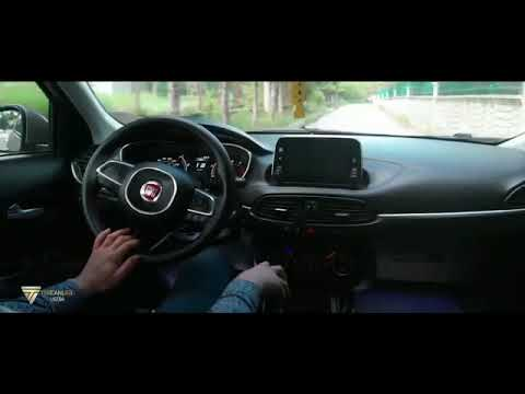 Fiat Egea Station Wagon   Test Sürüşü